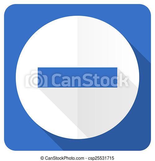 Blaues wohnung minus ikone clipart suche illustration for Meine wohnung click design download