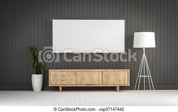 Wohnzimmer Wand Holz ~ Blaues wohnzimmer wand kabinett übertragung holz 3d.