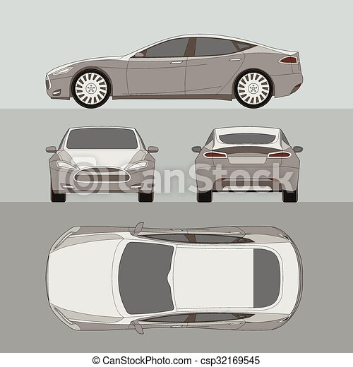 Großartig Automobil Blaupausen Bilder - Die Besten Elektrischen ...
