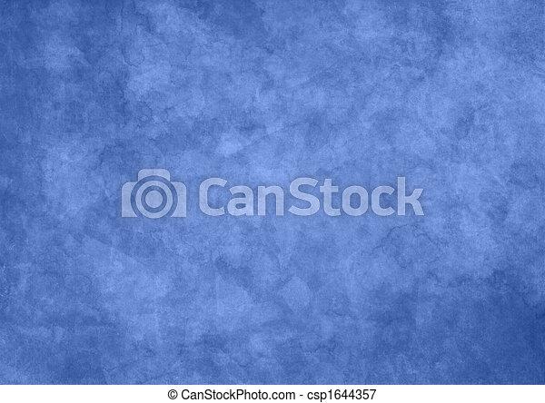 blauwe achtergrond - csp1644357