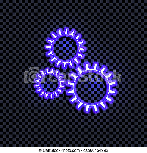 blauwe , coorful, helder, vector, vrijstaand, meldingsbord, donker, gloeiend, achtergrond, toestellen, shadow., transparant, pictogram - csp66454993