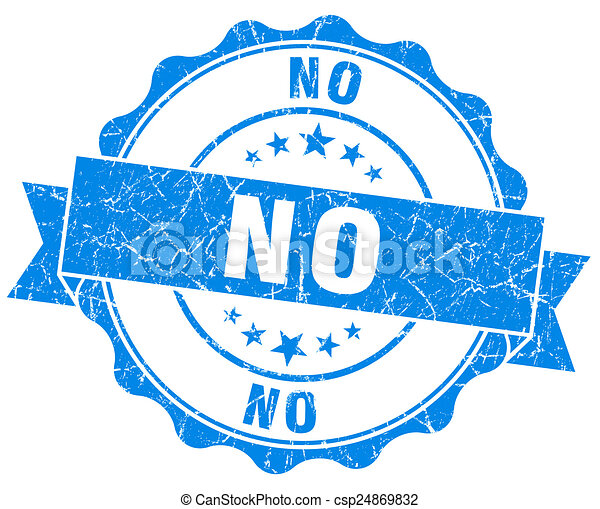 blauwe , grunge, nee, vrijstaand, zeehondje, witte  - csp24869832