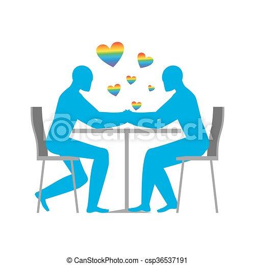 Dating cafГ© symbool