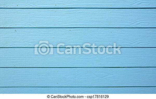 blauwe , hout samenstelling - csp17816129