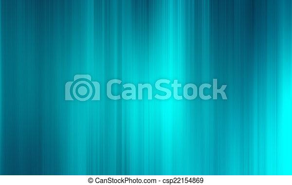 blauwe lijnen, achtergrond - csp22154869