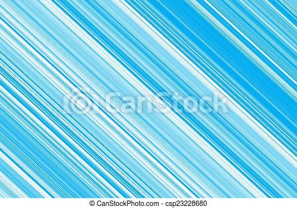 blauwe lijnen, achtergrond - csp23228680