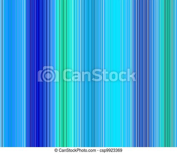blauwe lijnen, achtergrond - csp9923369