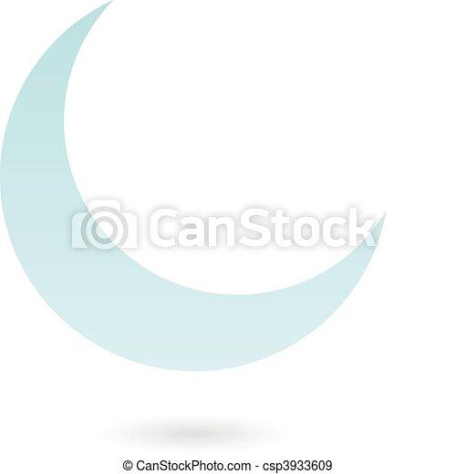 blauwe maan - csp3933609