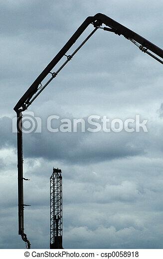 Bleak construction - csp0058918
