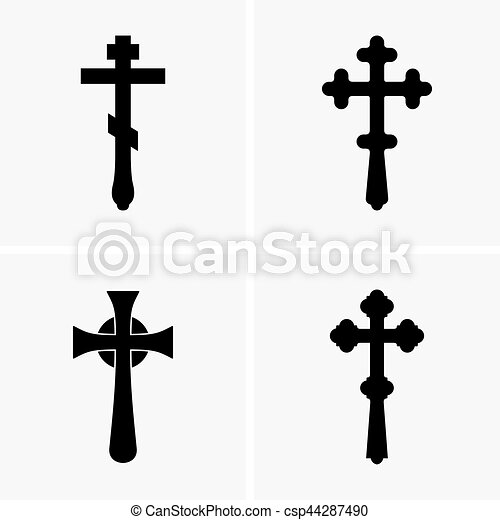Blessing Crosses - csp44287490