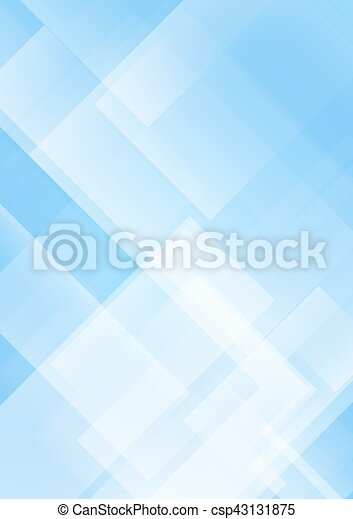 bleu, résumé, fond - csp43131875