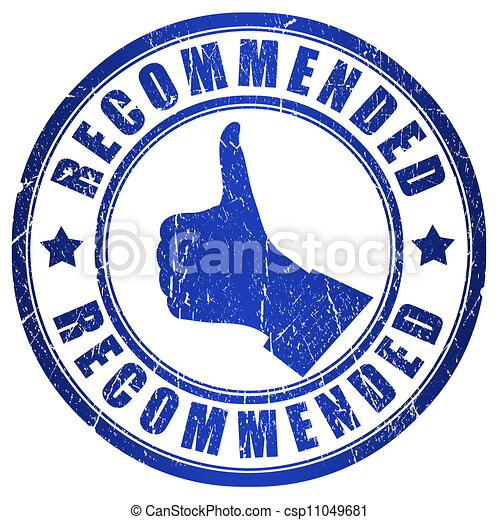 bleu, timbre, recommandé, grunge - csp11049681