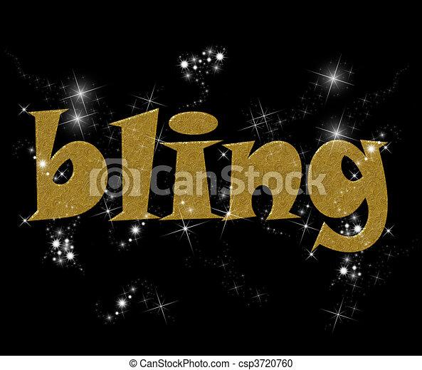 Bling - csp3720760