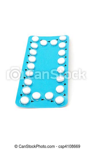 blist, pillerne - csp4108669