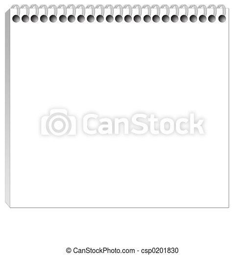 blocco note - csp0201830