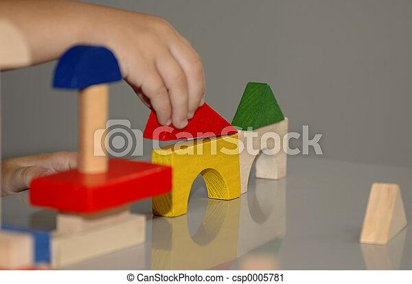 Block Building - csp0005781