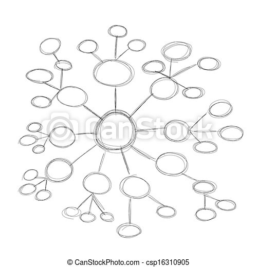 Block Diagram Clipart Vector And Illustration 1749 Block Diagram