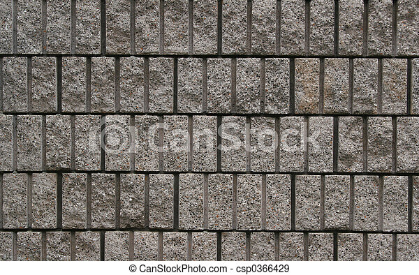 Block Wall 3 - csp0366429