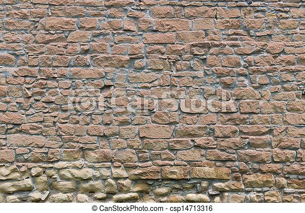 Block wall - csp14713316
