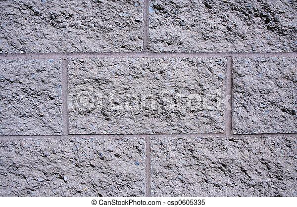 Block Wall - csp0605335
