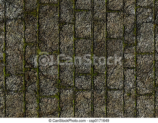 Block wall - csp0171649