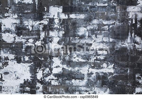 Block wall - csp0965849
