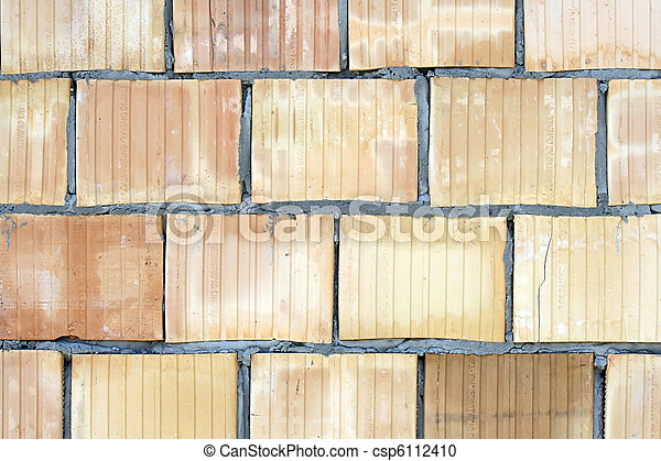 Block wall - csp6112410