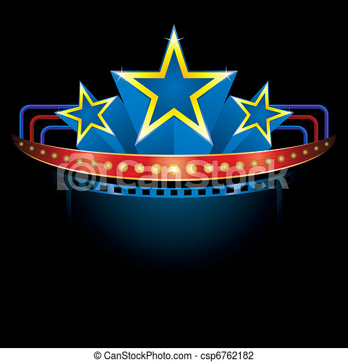 blockbuster, stelle - csp6762182