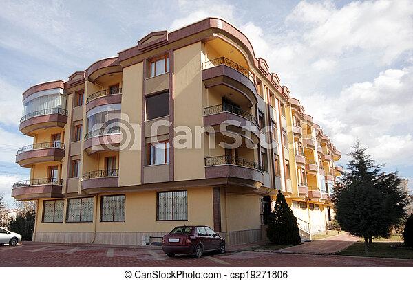 bloco apartamento - csp19271806