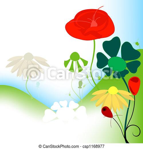 bloemen - csp1168977