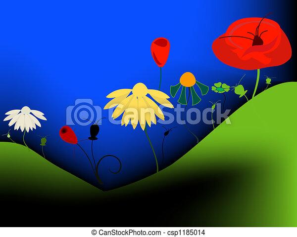 bloemen - csp1185014
