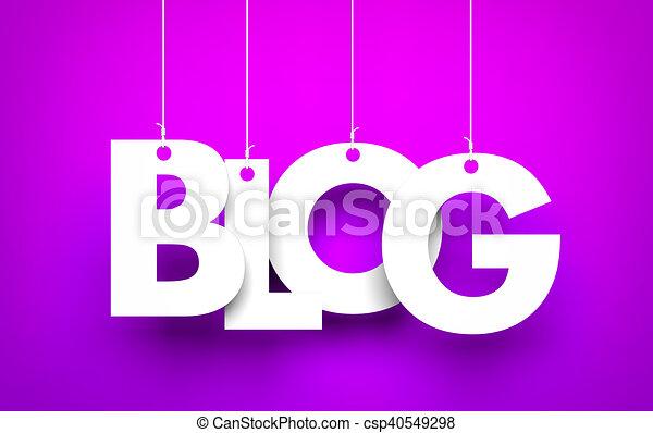 Blog - background - csp40549298