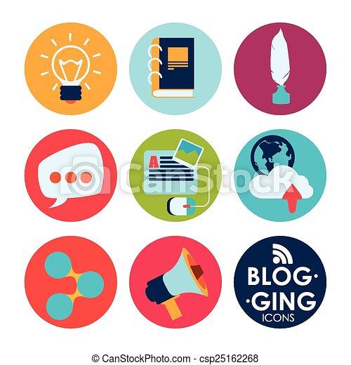 blog concept - csp25162268