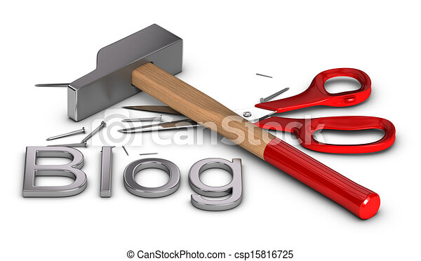 Blog diy do it yourself word blog written with metal clip art blog diy do it yourself csp15816725 solutioingenieria Images