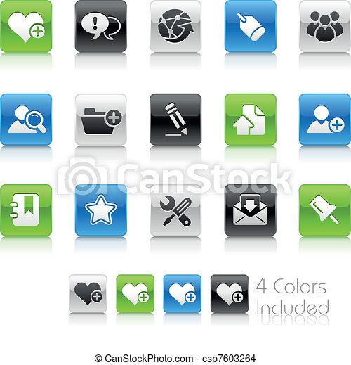 Blog & Internet / Clean - csp7603264