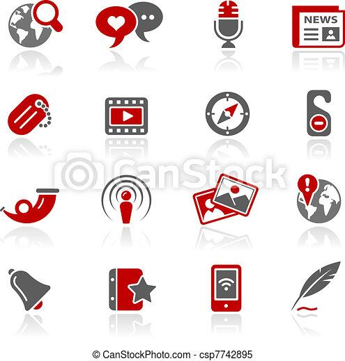Blog & New Media / Redico - csp7742895