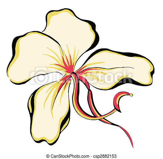 blomst - csp2882153