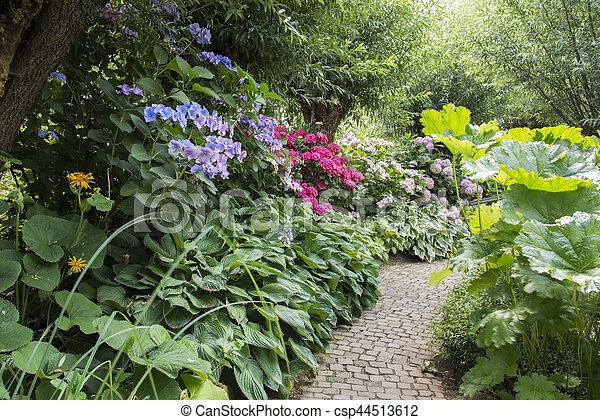 blomster på engelsk