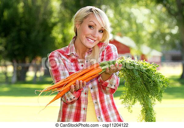 Blonde farm girl, florence alabama nude