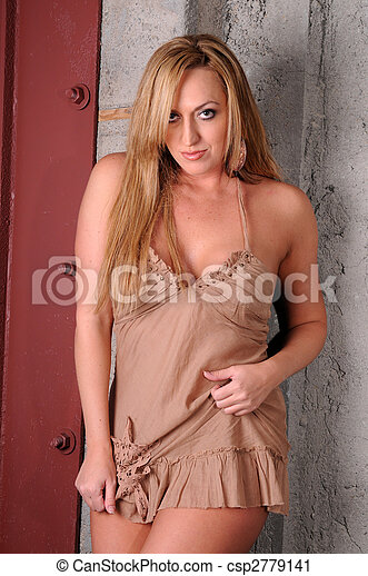 Blonde - csp2779141