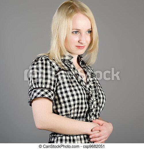 blonde  - csp9682051