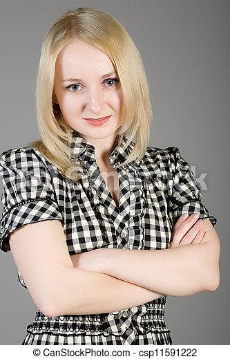 blonde  - csp11591222
