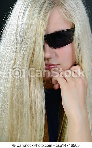 Blonde - csp14746505