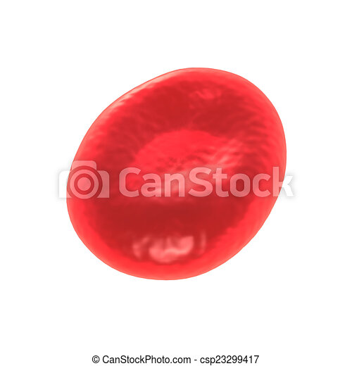 Blood cell - csp23299417