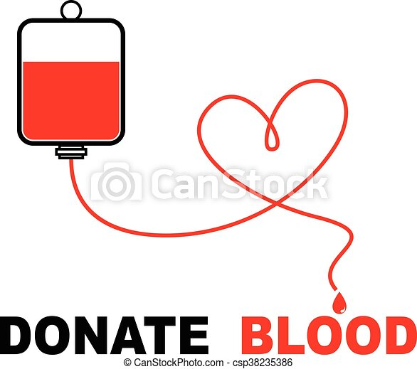blood donation concept illustration design vector search clip art rh canstockphoto com blood drive clipart blood donation clipart images