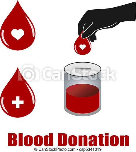 blood donation vectors isolated on white background eps vectors rh canstockphoto com blood donation clipart free blood donation clipart graphics