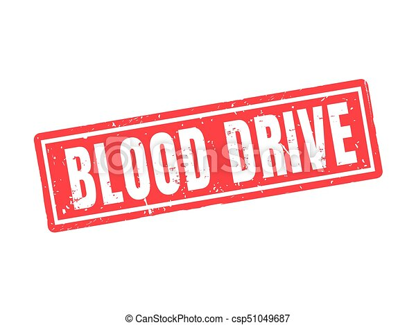 blood drive red stamp style blood drive in red stamp style rh canstockphoto com Blood Drive Icons blood drive clipart images