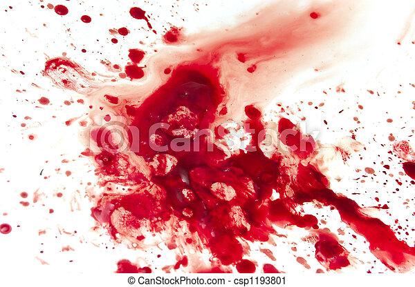 Blood - csp1193801