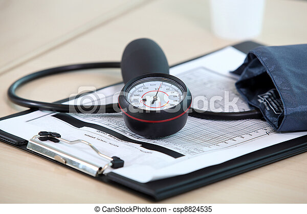 Blood pressure equipment - csp8824535