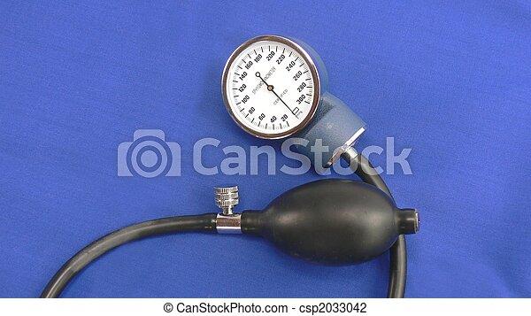 blood pressure guage - csp2033042